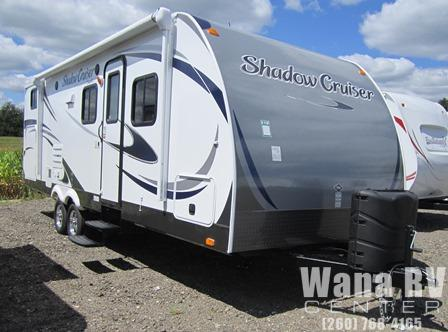 Cruiser RV Shadow Cruiser Travel TrailerS-260BHS