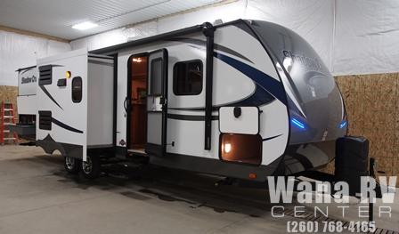 Cruiser RV Shadow Cruiser Travel TrailerS-282BHS