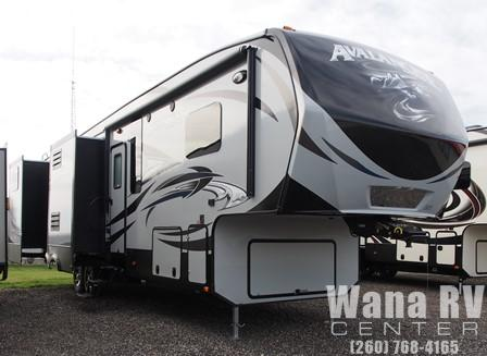 Keystone Avalanche Fifth WheelsAV390RB