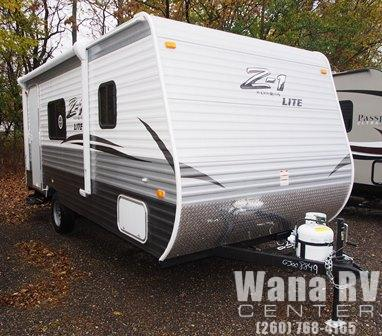 CrossRoads Zinger Z1 Travel TrailerZT18RB Z-1 LITE