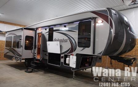 Forest River Columbus 5th Wheel340RK