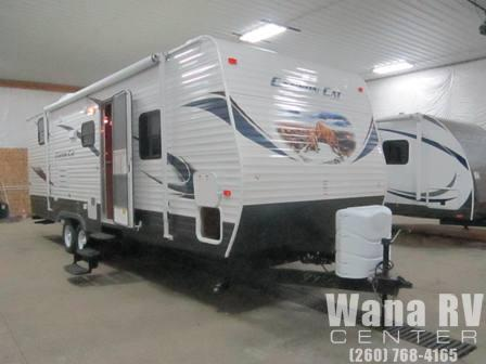 Forest River Puma Travel Trailers26FBSC Canyon Cat