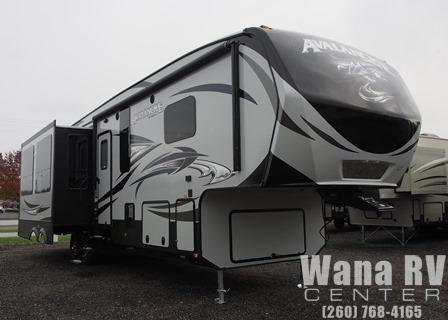 Keystone Avalanche Fifth WheelsAV355RK