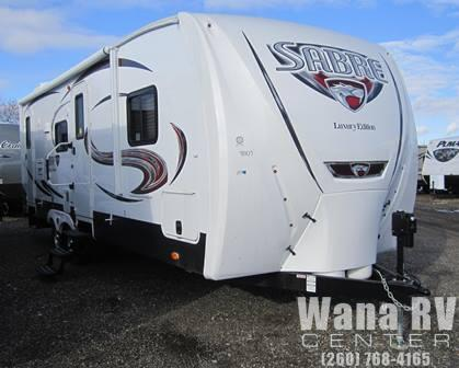 Forest River Sabre Travel Trailer265RBSK