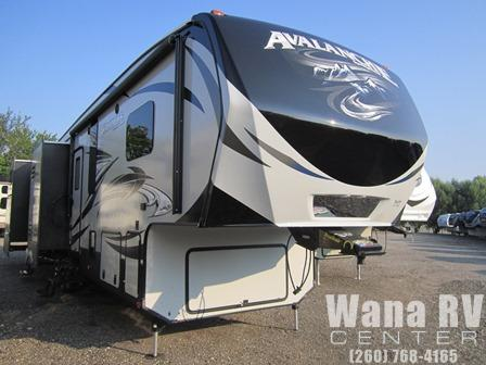 Keystone Avalanche Fifth Wheels361TG AVALANCHE