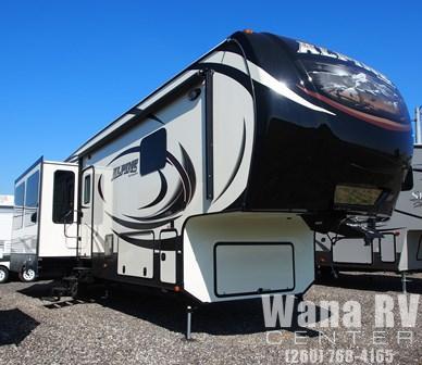 Keystone Alpine Fifth Wheels3600RS / 3601RS