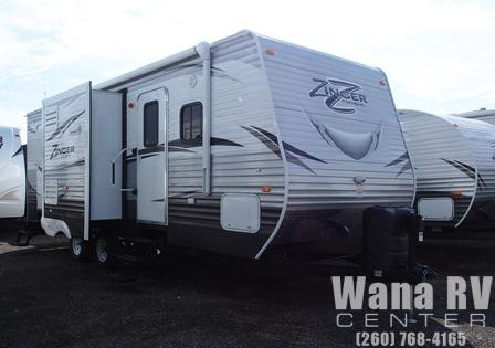 CrossRoads Zinger Travel TrailerZT26KS