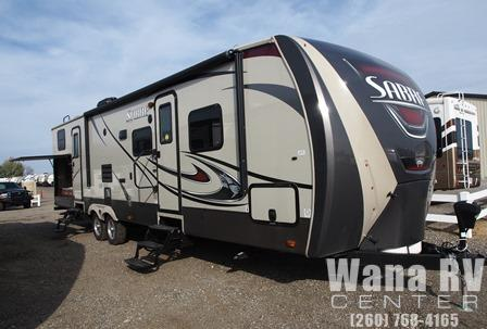 Forest River Sabre Travel Trailer312BHOK