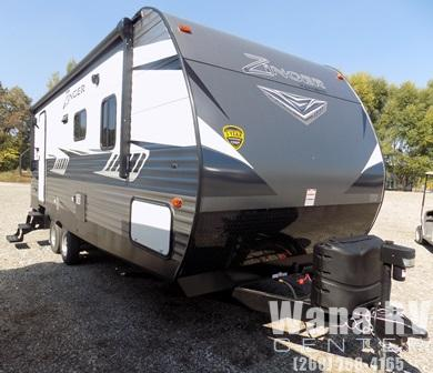 CrossRoads Zinger Lite Travel Trailers229RB