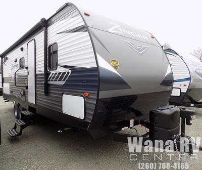 CrossRoads Zinger Lite Travel Trailers258BH