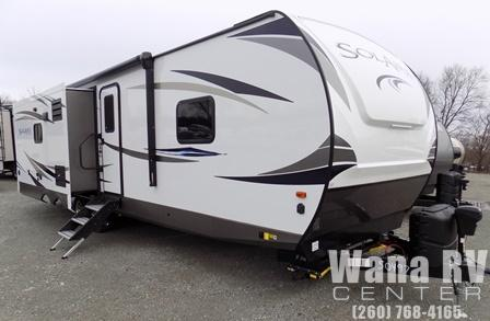 SolAire Travel Trailers