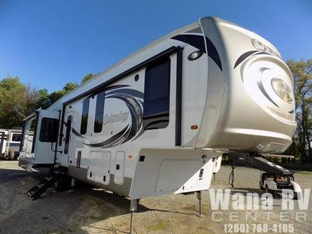 Palomino Columbus Fifth wheels378MB
