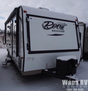 Forest River Rockwood Roo Expandable Travel Trailer233S ROO