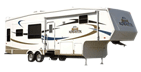 Zinger 5th Wheels from Wana RV