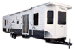 Zinger Park Trailers from Wana RV