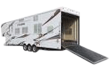 Puma Toy Haulers from Wana RV