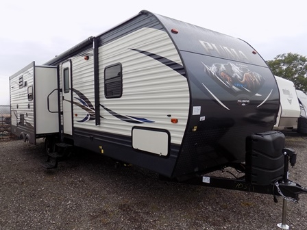 Puma Travel Trailers by Palomino RV