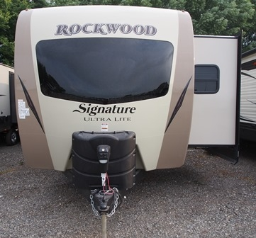 Rockwood Signature Travel Trailer